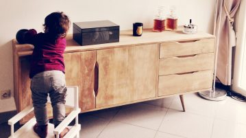 reguli de siguranta in camera copilului