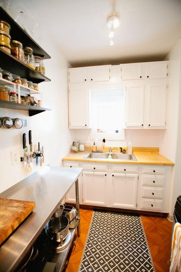 Smart Kitchen Ideas: 3 Bucatarii Mici, Frumoase Si Practice • Casa și Grădina