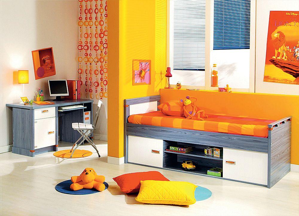 Детская малогабаритная дизайн