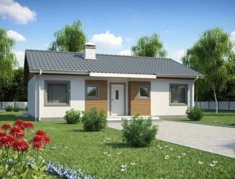 Modele de case mici casa i gr dina for Casa la tara ieftina