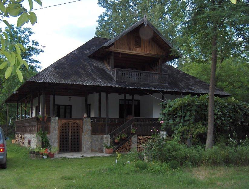 Proiecte De Case Traditionale Romanesti Casa I Gr Dina