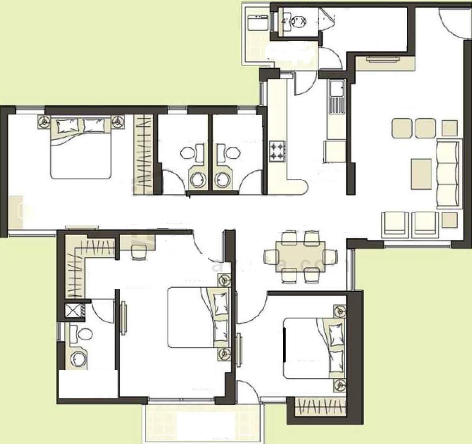 Proiecte de case care respecta regulile feng shui casa for Feng shui casa