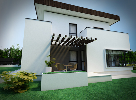 Proiecte de case moderne casa i gr dina for Case moderne poco costose