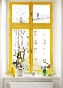 yellow-window-frame