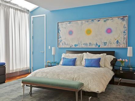 Culori relaxante in casa