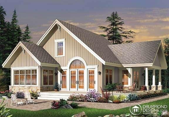 Proiecte de case americane casa i gr dina for Foto case americane