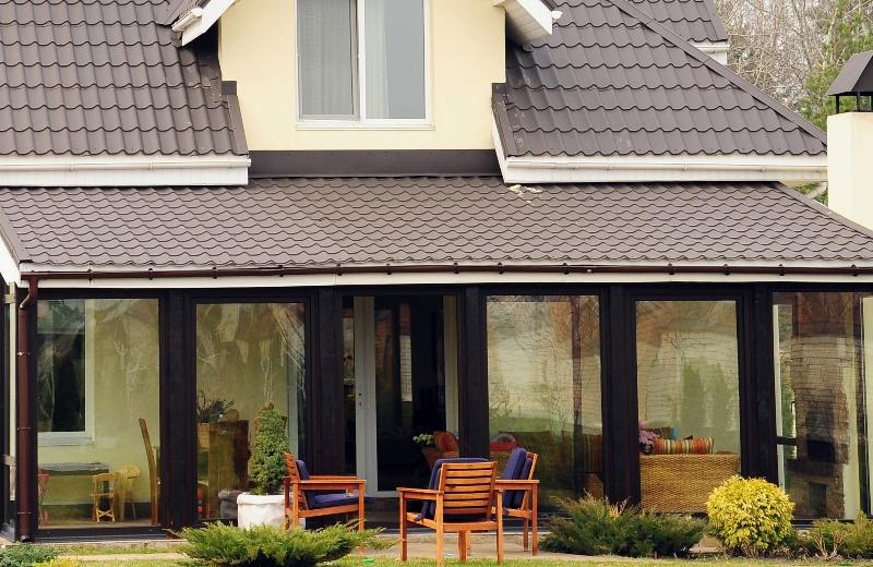 Proiecte de casa cu veranda • Casa și Grădina