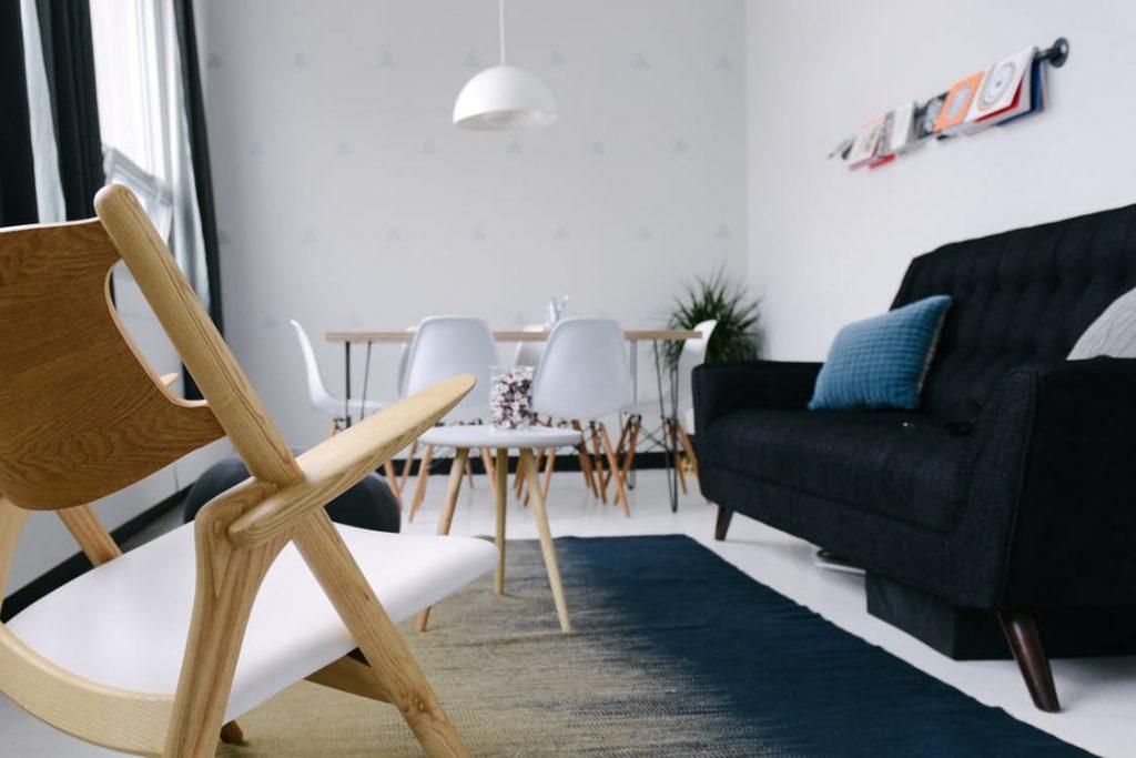 canapele minimaliste