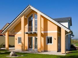 Proiecte de case dreptunghiulare