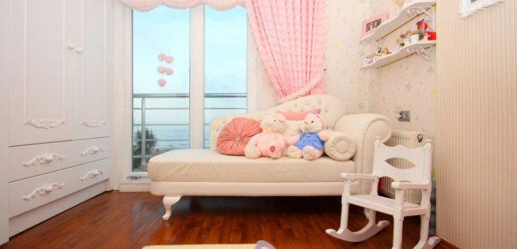 dormitor de printesa