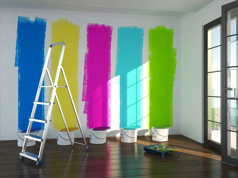 o culoare pentru fiecare camera. Black Bedroom Furniture Sets. Home Design Ideas