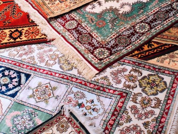 culoarea covorului