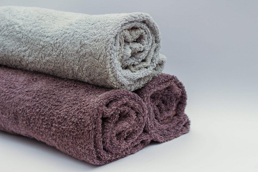 Depozitarea prosoapelor. 6 idei pentru o baie frumoasa