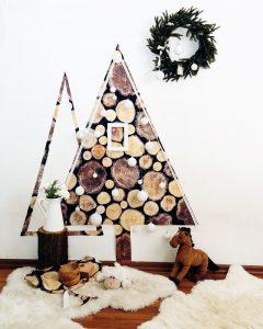 Brad de Crăciun pentru camera copilului