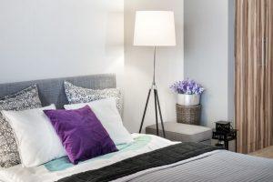 Dormitorul de la bloc