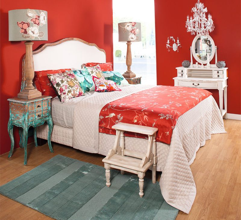 Influenta culorilor in dormitor