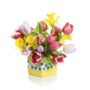 drumul florilor, buchet