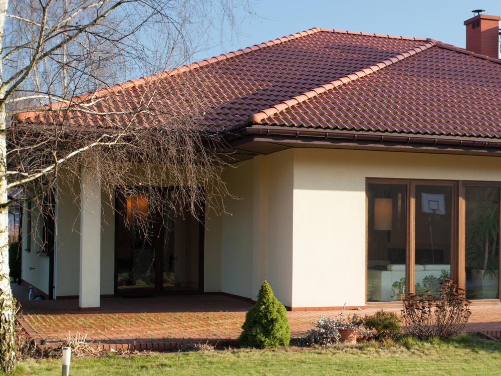 Proiecte de casa pe un singur nivel for Proiect casa 100 mp fara etaj