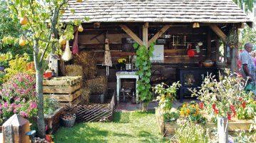 3 idei simpatice de amenajare a grădinii