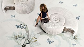 Foto: Canapea, colecția Next Art, brand Sicis.