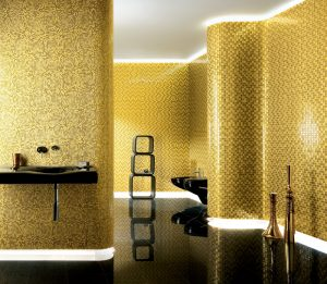 Mozaic pentru baie