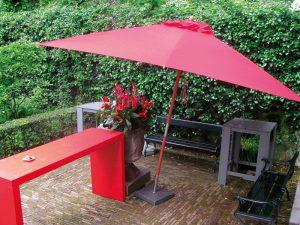 loc odihna flori roșii