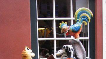 statuie muzicantii din Bremen