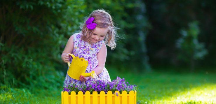 Proiecte de grădinărit pentru copii