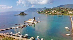Corfu priveliste manastire