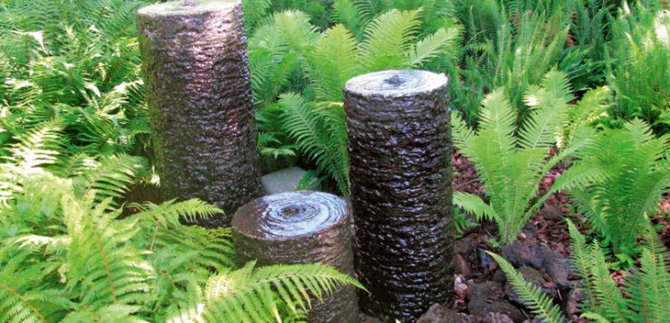 arteziene mici cilindrice