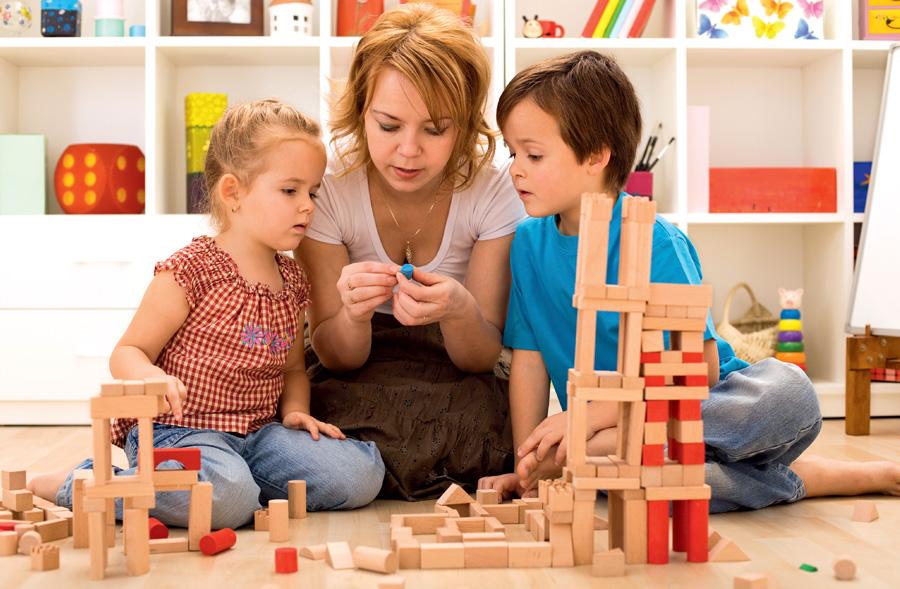 Camere amenajate dupa metoda Montessori