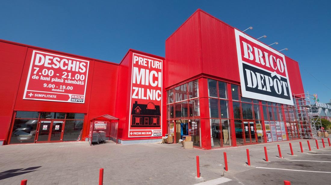 Brico depot baneasa exterior magazin casa i gr dina - Suelo exterior brico depot ...