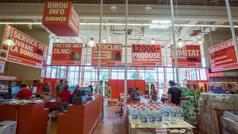 Brico depot interior magazin casa i gr dina - Bricodepot iluminacion interior ...