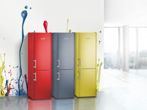 frigidere colorate