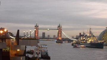 Londra Tower Bridge