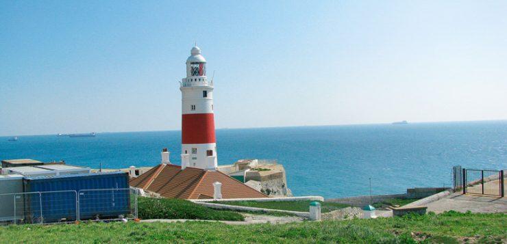 Gibraltar far obiectiv turistic