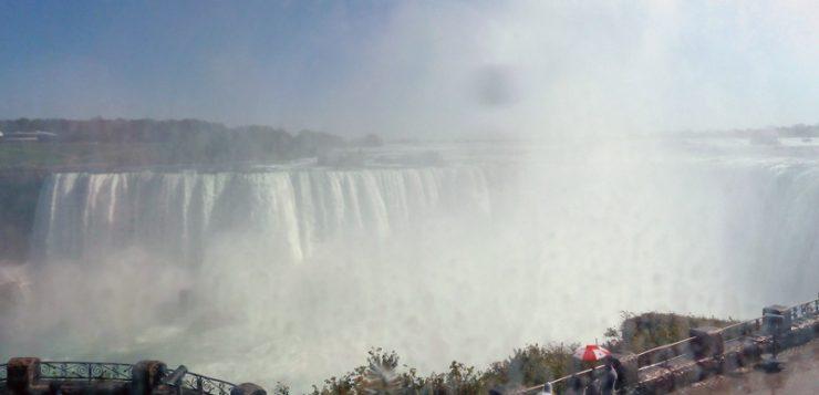 Canada cascada Niagara