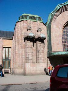 Helsinki gara