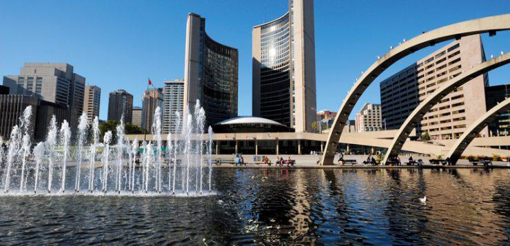 Canada primarie Toronto