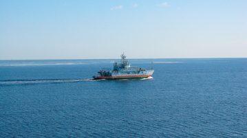 Helsinki vapor pe mare