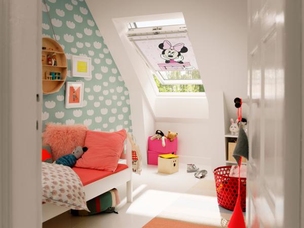 P cum amenajezi camera copiilor la mansarda in functie de varsta - Camera in mansarda ...