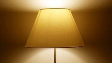 lampadar, lumina din casa, lumina