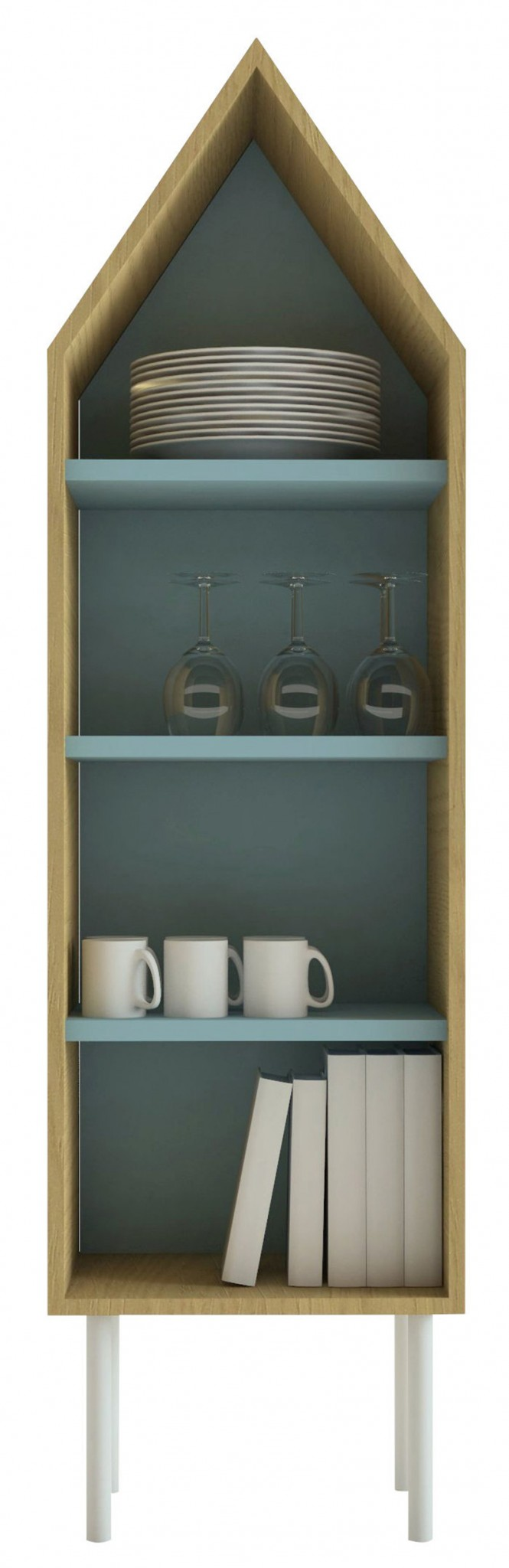Made-in-design---Levante-Shelf---Without-door