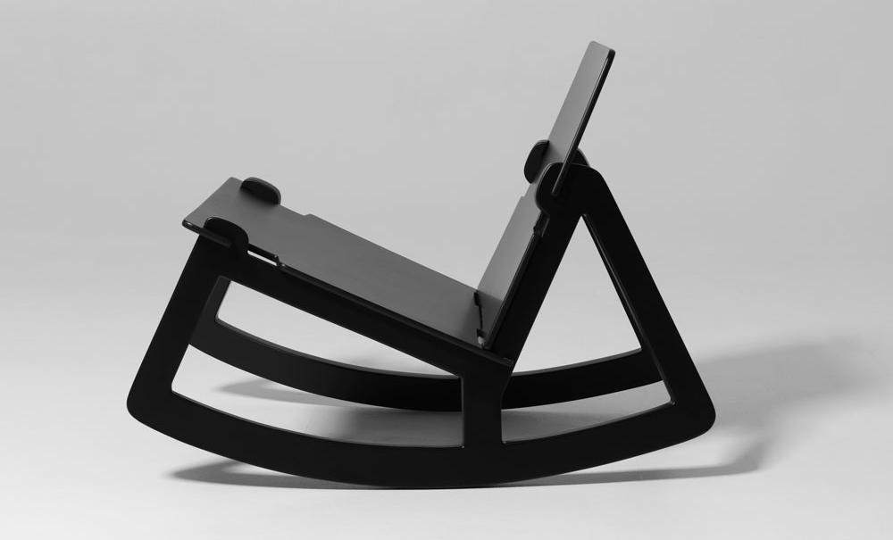 Rock Chair, Färg și Blanche
