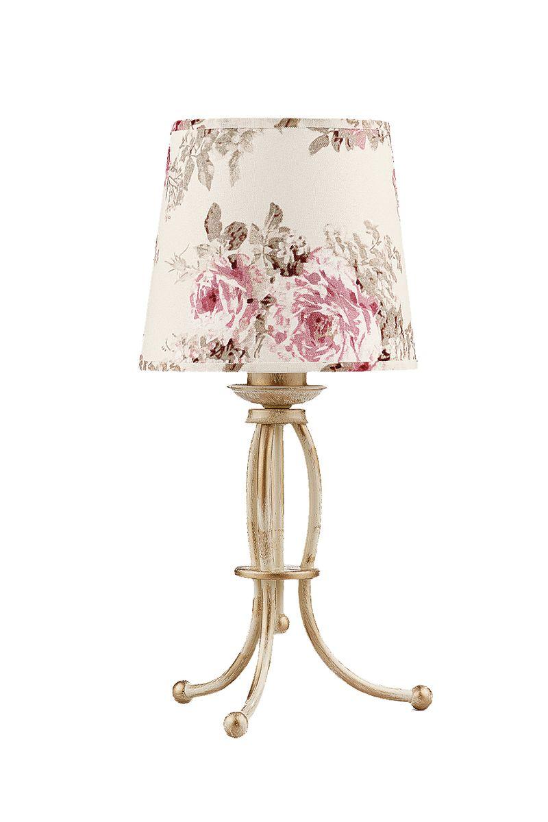 Mobexpert Denis-Veioza-Metal, textil-Crem,roz antic, alb anticLlh42cm-