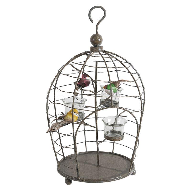 Mobexpert @-Suport-lumanare-Birdcage