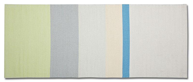 eco Paper Carpet Blue Focus