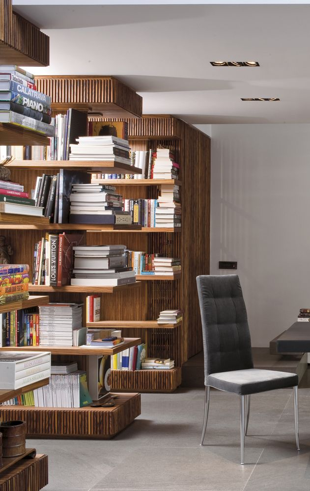 biblioteci moderne Bonaldo
