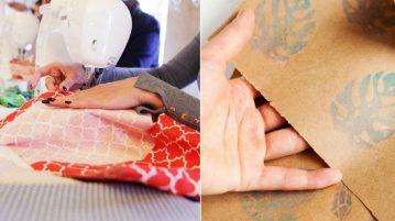 Pasionată de handmade