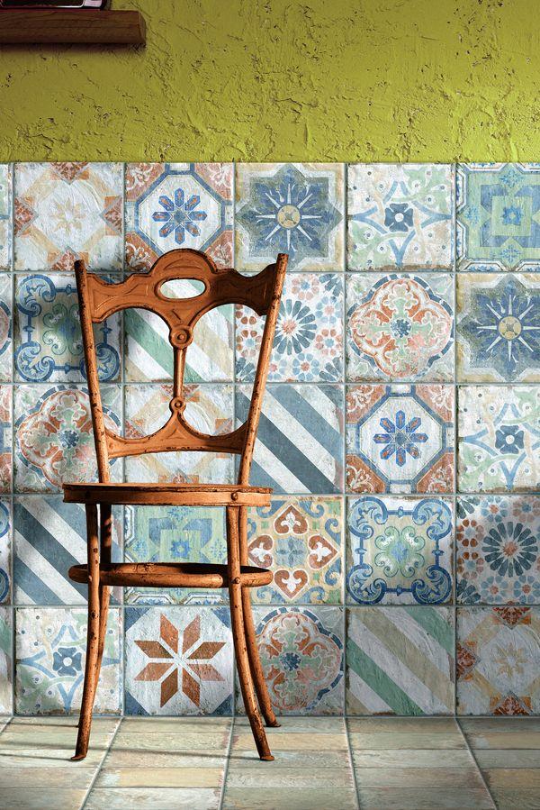 Plăci ceramice porțelanate din seria Havana, brand Serenissima Cir. Foto: Edil-Italy